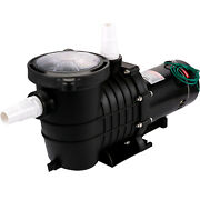 Vevor 2hp Swimming Pool Pump Motor W/strainer Generic In/above Ground 6657gph