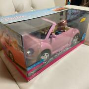Volkswagen With Remote Control Barbie Doll