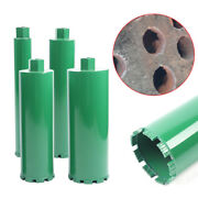 For Concrete Premium Green Series 2and039and039 3and039and039 4and039and039 5and039and039-set Wet Diamond Core Drill Bit