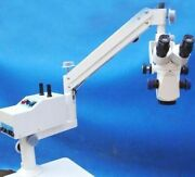 Led Light Dental Microscope With Accessories