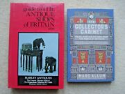 Antiques Shops Of Britain Guide 1994 And The Collectors Cabinet Marc Allum 2 Books