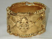 Bangle Breath 94p Vintage Women And039s Previously Owned Free Shipping No.5454