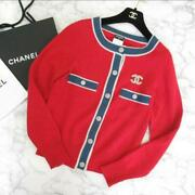 2013 Bi-color Switching Cashmere Knit Cardigan From Japan Fedex No.5867
