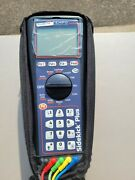 New Greenlee Sidekick Plus With Impulse Noise Step Td Cable Tester