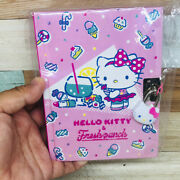 Sanrio Hello Kitty X Fresh Punch Journal With Lock And Key Rare And Htf
