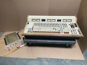 Prande Radio Broadcasting Console Pacific Research And Engineering Bmxiii-22 Vtg