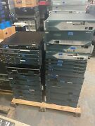 Mixed Lot Of 46 Cisco Routers 2900 Series 2800 Series 2911 2901 3945 1941 1921