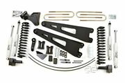 Zone Offroad F38n 6 Radius Arm Suspension System Ford