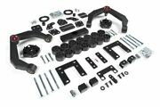 Zone Off Road 4.0 Suspension/body Lift Kit, For Dodge 1500 4wd D60