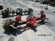 Ref Meritor 0 Axle Assembly Front Driving 1974205