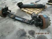 Ref Eaton-spicer 2008 Axle Assembly Front Steer 1958593