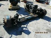 Ref Meritor-rockwell Mfs-16-143a-n 2007 Axle Assembly Front Steer 1936296