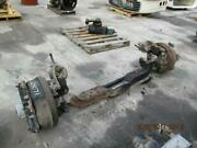 Ref Mack 1979 Axle Assembly Front Steer 1624071