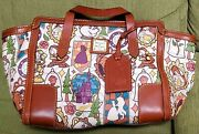 Dooney Bourke Beauty And The Beast Disney Limited Edition End Of Sale