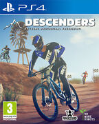 Descenders Guide/racing Ps4 Playstation 4 Sold Out Publishing