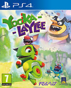 Yooka Laylee Ps4 Playstation 4 Sold Out Publishing