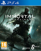 Immortal Unchained Ps4 Playstation 4 Sold Out Publishing