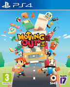 Moving Out Ps4 Playstation 4 Sold Out Publishing