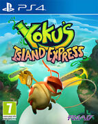 Yoku's Island Express Ps4 Playstation 4 Sold Out Publishing