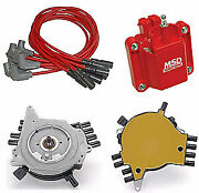 Msd Ignition 32149k Ignition Wire/distributor And Coil Kit