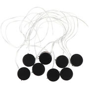 8x/set Wire Lead 2x3v Cr2032 Coin Cell Button Battery Holder Case Nzsjusb0 Didb
