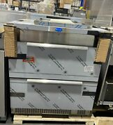Randell 9404f-32d-290 32andrdquow One Section 2 Drawer Reach In Undercounter Freeze