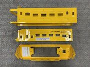 + Mth Ives Standard Gauge Tinplate Yellow Ives Circus Paint Sample Shell And Frame