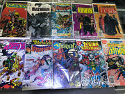 Mixed Lot Of Over 1000 Comic Books. All Different Types And Grades.