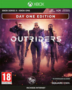 Outriders - Day One Edition Xbox One Square Enix