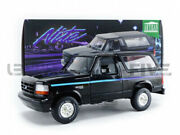 Greenlight Collectibles 1/18 - Ford Bronco Xlt Nite Edition - 1992 - 19088