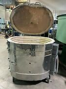 Olympic Oval Kiln Electric Furnace Oven Model 3031he Max Temp 2350f