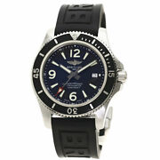 Breitling Super Ocean 44 Watches A17367 Stainless Steel/rubber Mens