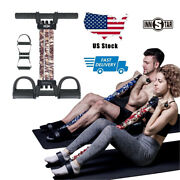 Innstar Puller Pedal Elastic Sit Up Pull Rope Tension Bands Rope Fitness Gym