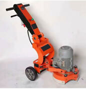 Brand New 220v Concrete Floor Grinder Trimming Machine Industry Tools Heavy Duty
