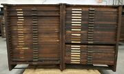 Letterpress Type Case Cabinet 27 And 29