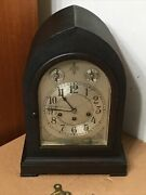 Antique Seth Thomas Beehive Westminster Chime Mantle Clock W/ 113a Movement