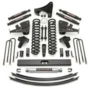 Lftkt-suspw/shock For 2017-2020 Ford F-250 Super Duty Ready Lift 49-2781