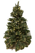 Balsam Hill Noble Fir 6.5andrsquo Tree Candlelight Christmas Tree Open 1099 Openread