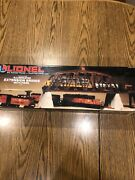 Lionel 6-12721 Illuminated Extension Bridge With Piers Great Condition