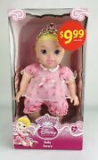 My First Disney Princess Baby Aurora Baby Doll 2009 Tollytots Sealed Package Toy