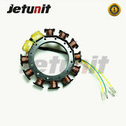 Jetunit Mercury Outboard Stator 1995-2006 30 And 40hp Andndash 2 Cyl. 174-2075k 1
