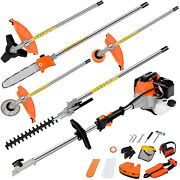 5 In 1 Pruner Pole Chainsaw Mental Blade 3-tooth Metal Blade Grass Trimmer