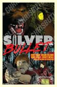 Silver Bullet Movie Poster Living Room Art Print Poster Wall Painting Home Decor