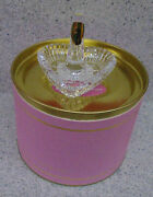 Waterford Giftology Crystal Heart Ring Holder 40009424 New In Gift Box