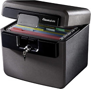 Sentrysafe Hd4100 Fireproof Safe And Waterproof Safe With Key Lock 0.65 Cubic Fe