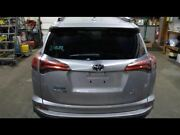 Hatch Tailgate Privacy Tint Glass Manual Lift Silver Fits 16-18 Rav4 773222