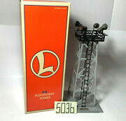 O Scale Lionel 6-12886 Operating Floodlight Tower 395 Obinsert.