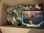 Playmobil Lot Various Figures And Sets Used Good Condition