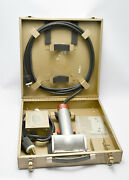 Integra/padgett Dermatome Model B With 2 3 And 4 Cutting Guides And Case