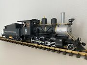 Lgb 2019 S Colorado And Southern Steam Locomotive And Tender W/ Sound G-scale